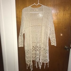Hollister 70's Knitted Cardigan